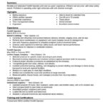 11 Great Forklift Operator Resume for Images