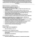12 Stunning Truck Driver Resume with Ideas