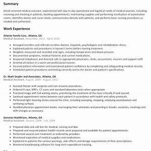 13 Awesome Associate Degree Resume Sample with Design