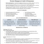 16 Stunning Small Business Owner Resume for Images