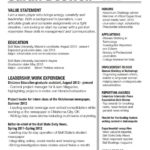 17 Lovely Up To Date Resume with Graphics