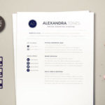 18 Best Indesign Resume Template Free for Pictures