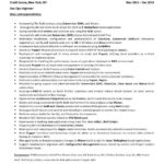 19 Lovely Devops Sample Resume Pdf with Design