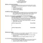 19 Stunning Up To Date Resume for Pictures