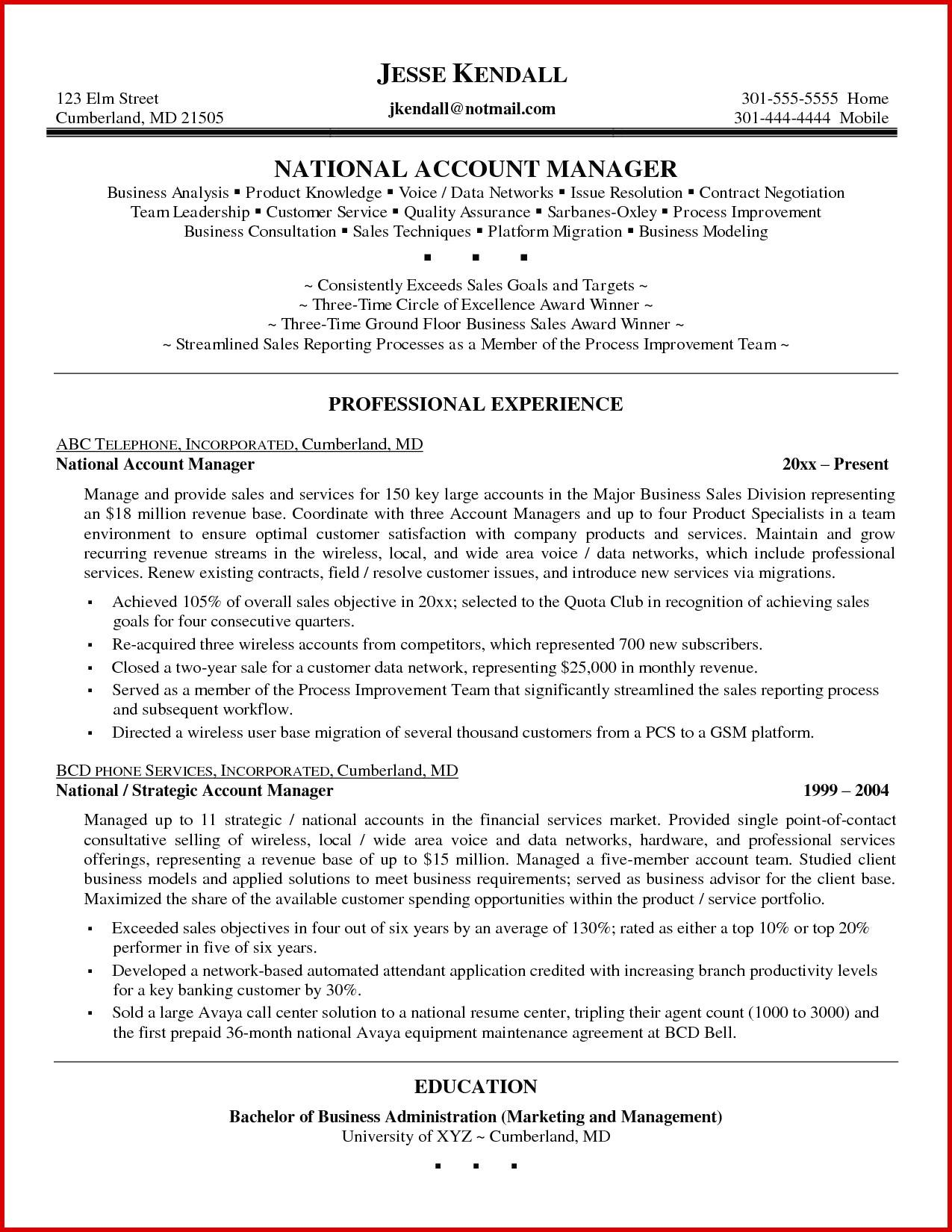 22 Awesome Accounts Receivable Resume Objective by Gallery