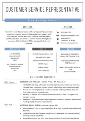 23 Best Resume For Cleaning Job for Images