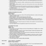 24 Nice Concierge Job Description Resume for Design