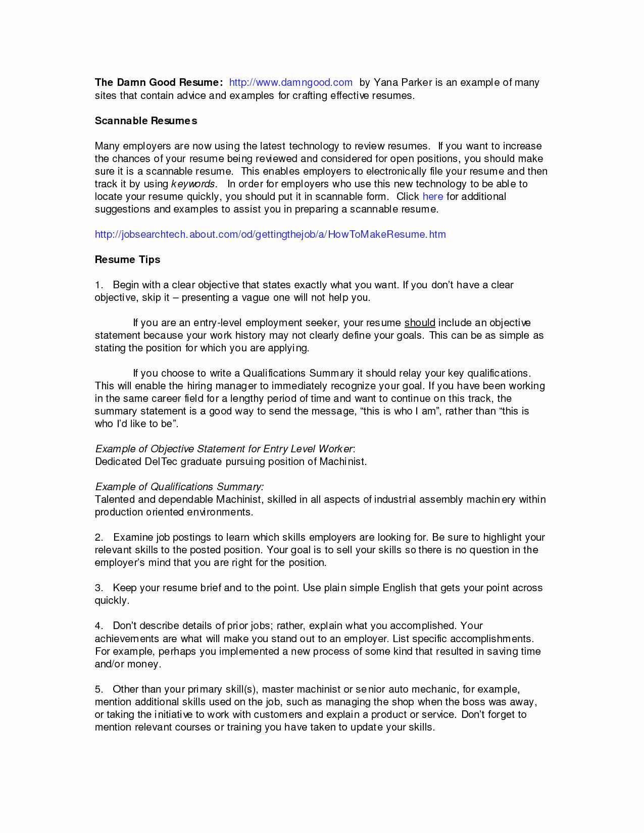 24 Top Associate Degree Resume Sample for Ideas