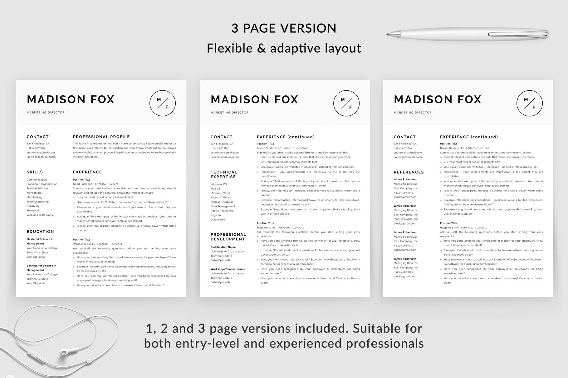 26 Stunning Dating Resume Template for Pictures