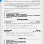 27 Excellent Accounting Resume Examples for Pictures