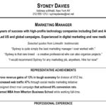 27 Lovely Best Quotes For Resume with Graphics