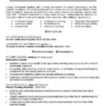 28 Nice Teaching Assistant Cv With No Experience with Images