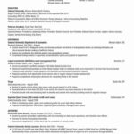 31 Fresh New Grad Rn Resume With No Experience by Design