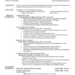 35 Best Wordperfect Resume Template by Images