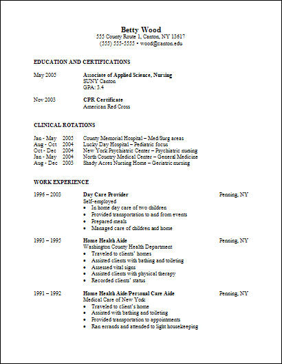 35 Nice Associate Degree Resume Sample by Graphics