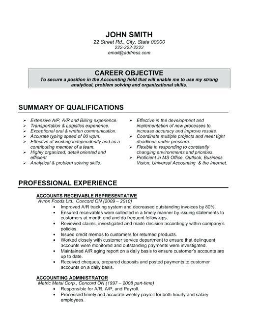 37 Stunning Payroll Specialist Resume by Images