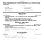 37 Top Restaurant Manager Resume Samples Pdf by Ideas