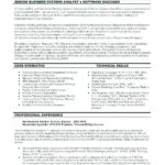 41 Beautiful Entry Level Software Engineer Resume for Ideas