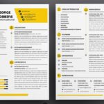 42 Best Attention Grabbing Resume with Design