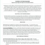 47 Great Senior Systems Engineer Resume Sample by Images