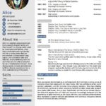 49 Best What A Perfect Resume Looks Like by Design