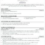 49 Excellent New Grad Rn Resume With No Experience by Design