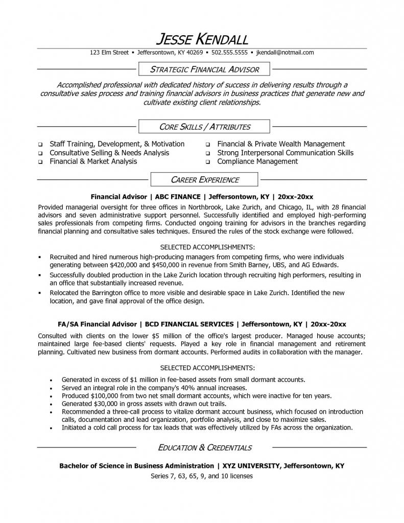 49 New Service Advisor Resume with Images