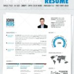 49 Top Infographic Resume Template Word Free Download for Images