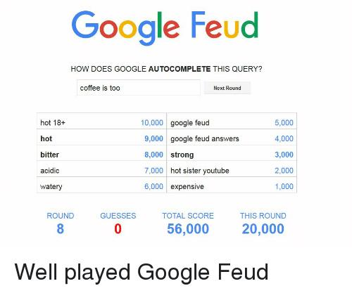 53 Lovely What If I Lied On My Google Feud for Images