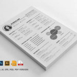 54 Lovely Indesign Resume Template Free with Pictures