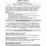 54 Nice Senior Systems Engineer Resume Sample with Design