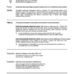 55 Best New Grad Rn Resume With No Experience by Pictures