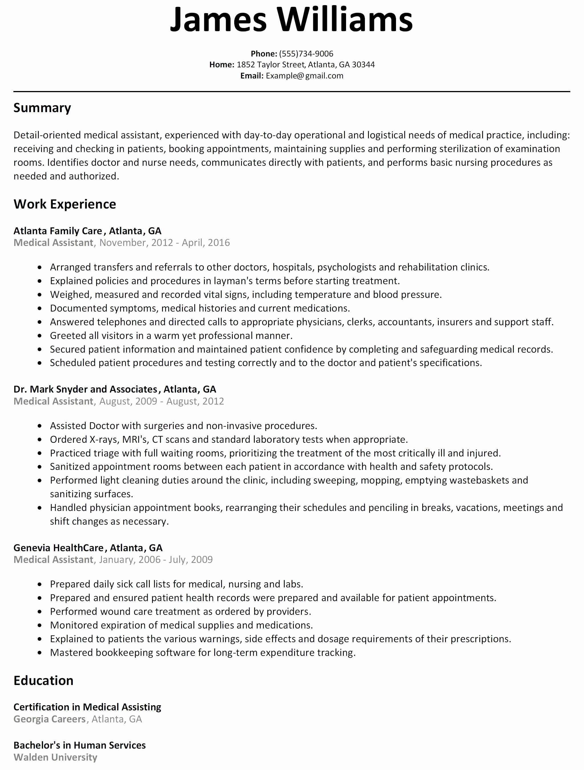 56 Nice Best Resume Format Forbes with Pictures