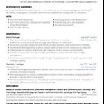 58 Inspirational What A Perfect Resume Looks Like by Images