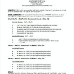 60 Fresh Restaurant Manager Resume Samples Pdf by Ideas