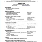 63 Top 16 Year Old Resume by Ideas