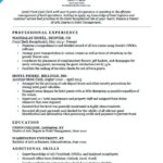 64 Excellent Concierge Job Description Resume by Pics