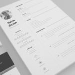 65 New Indesign Resume Template Free by Pics