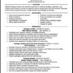 66 Beautiful Material Handler Resume for Ideas