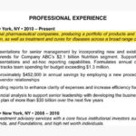 66 Excellent What A Perfect Resume Looks Like with Gallery