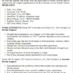 66 Fresh Devops Sample Resume Pdf by Graphics