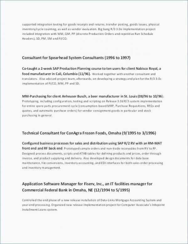 68 Fresh Sample Hr Generalist Resume by Graphics