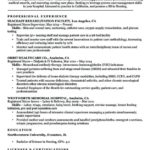 69 Stunning New Grad Rn Resume With No Experience for Gallery