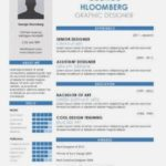 72 Top Two Column Resume Template for Ideas