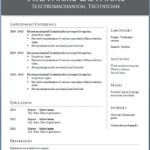 75 Cool Wordpad Resume Template with Pics