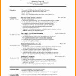75 Nice Wordperfect Resume Template with Graphics