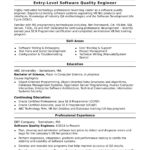 76 Awesome Entry Level Software Engineer Resume by Design