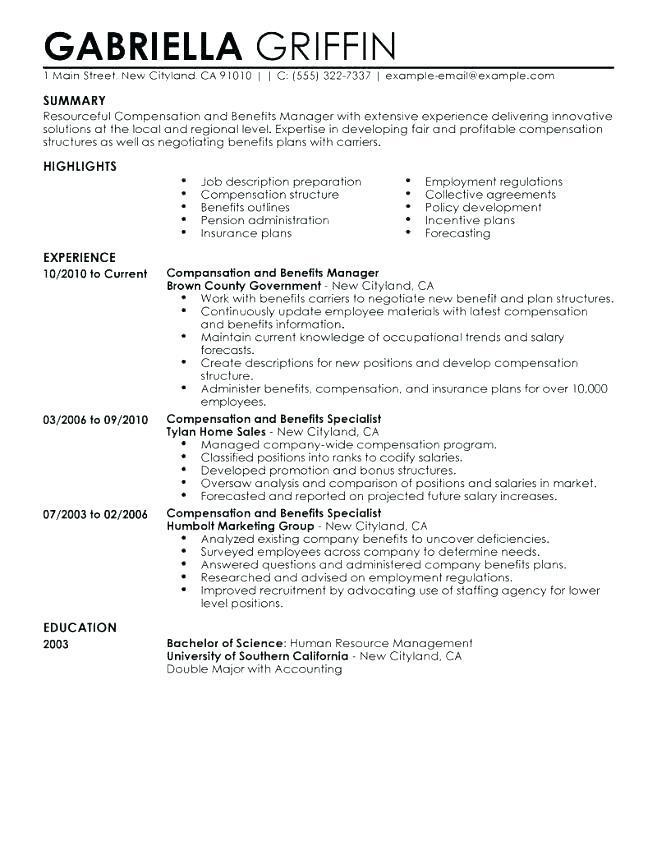 76 Excellent Payroll Specialist Resume for Images