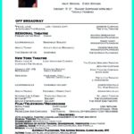 76 Great Exotic Dancer Resume Example by Pictures