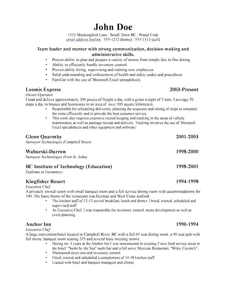 77 Cool Small Business Owner Resume with Images